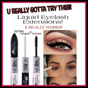 a882e3caf9c Other - LIQUID LASH EXTENSIONS!! REALLY WORKS!